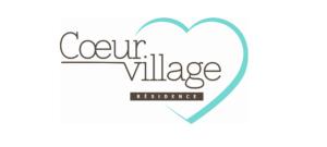 Coeur village banière